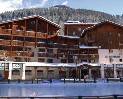 Location au ski Hotel Club Mmv Le Valfrejus - Valfréjus - Extérieur hiver