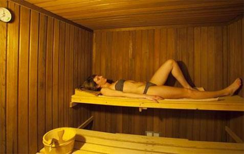 Location au ski Hotel Club Mmv Le Valfrejus - Valfréjus - Sauna