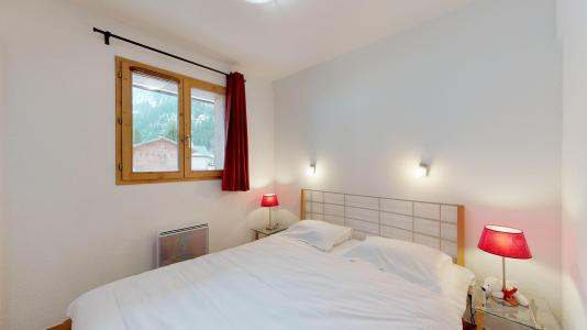 Rent in ski resort 2 room apartment 4 people - Les Chalets de Florence - Valfréjus - Double bed
