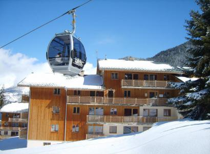 Accommodation at foot of pistes Les Chalets de Florence