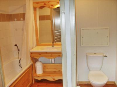Rent in ski resort Les Chalets de Florence - Valfréjus - Bathroom