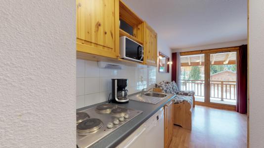 Location au ski Studio cabine 4 personnes - Les Chalets de Florence - Valfréjus - Cuisine