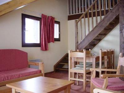 Location au ski Appartement 3 pièces 8 personnes (BCT) - Les Chalets Du Thabor - Valfréjus - Mezzanine
