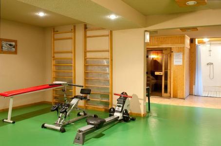 Location au ski Les Chalets Du Thabor - Valfréjus - Espace fitness