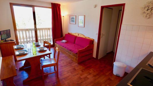 Аренда на лыжном курорте Апартаменты 2 комнат 4 чел. (10) - Résidence Cheval Blanc - Valfréjus