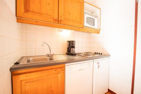 Аренда на лыжном курорте Апартаменты 2 комнат кабин 6 чел. (53) - Résidence du Cheval Blanc - Valfréjus