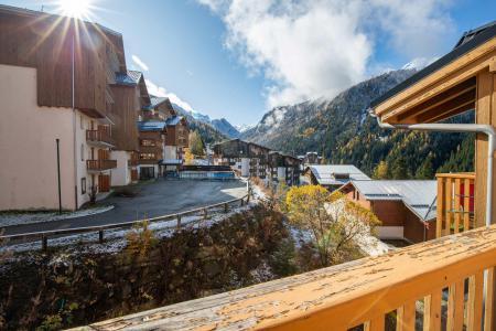Аренда на лыжном курорте Апартаменты 2 комнат кабин 6 чел. (53) - Résidence du Cheval Blanc - Valfréjus - зимой под открытым небом