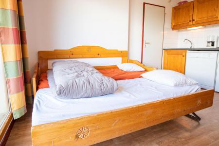 Аренда на лыжном курорте Квартира студия кабина для 4 чел. (15) - Résidence du Cheval Blanc - Valfréjus