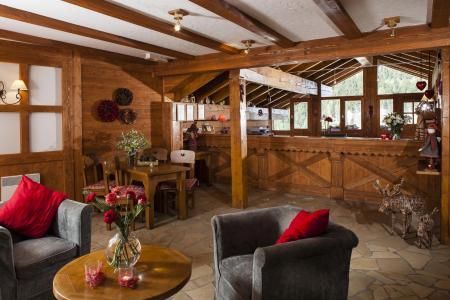Soggiorno sugli sci Résidence la Turra - Valfréjus - Reception