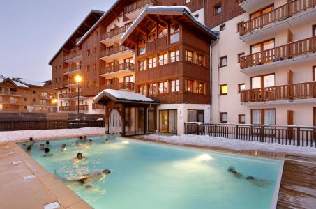 Location appartement au ski Residence La Turra