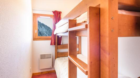 Аренда на лыжном курорте Résidence la Turra - Valfréjus - Двухъярусные кровати