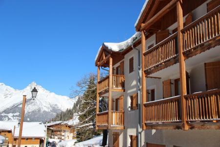 Ski en famille Résidence le Belvédère Busseroles