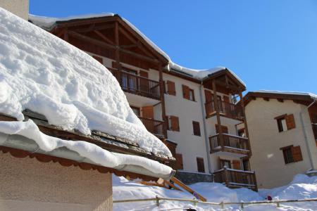 Rental Valfréjus : Résidence le Belvédère Busseroles winter