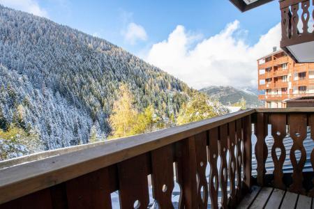 Аренда на лыжном курорте Квартира студия кабина для 4 чел. (131) - Résidence le Thabor D - Valfréjus