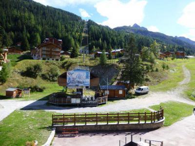 Аренда на лыжном курорте Квартира студия для 4 чел. (138) - Résidence le Thabor D - Valfréjus