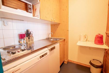 Аренда на лыжном курорте Квартира студия кабина для 4 чел. (131) - Résidence le Thabor D - Valfréjus - апартаменты