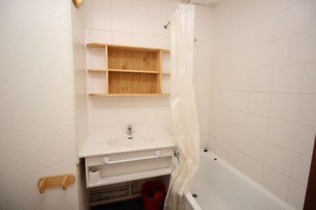 Location au ski Studio cabine 4 personnes (217) - Residence Le Thabor E - Valfréjus - Baignoire
