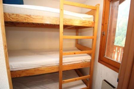 Location au ski Studio cabine 4 personnes (217) - Residence Le Thabor E - Valfréjus - Lits superposés