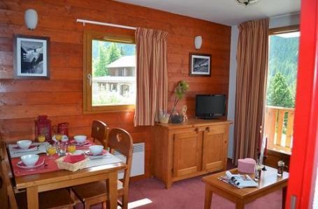 Location au ski Residence Les Chalets De La Ramoure - Valfréjus - Séjour