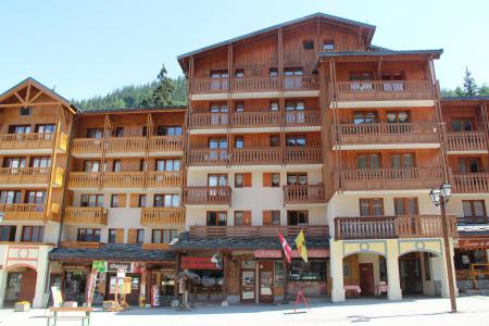 Location au ski Studio coin montagne 3 personnes (2102) - Residence Les Melezets 2 - Valfréjus