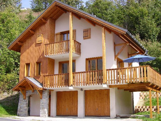 Location au ski Chalet Clavella - Valloire