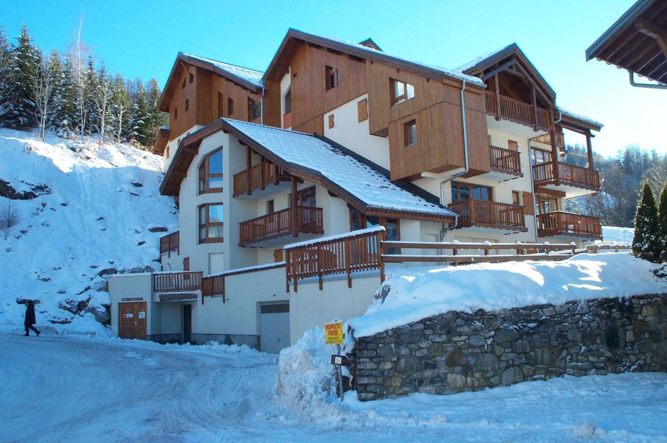 Location au ski Chalet De L'arvette - Valloire