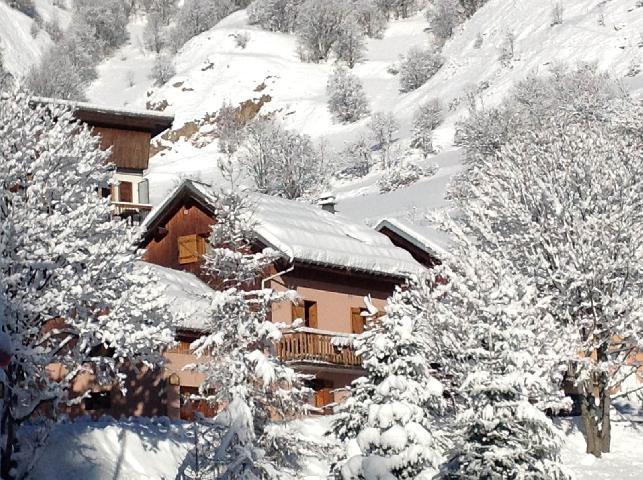 Chalet L'andorse