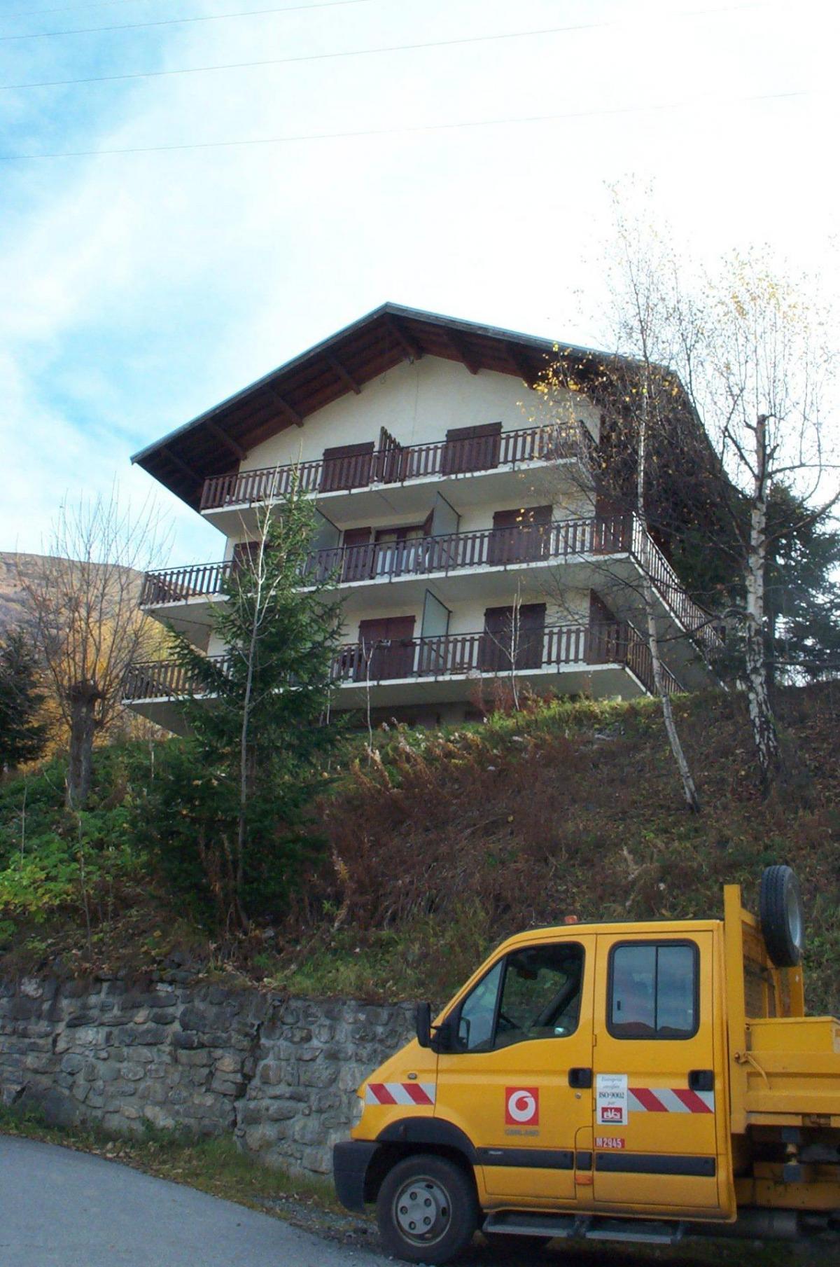 Location studio au ski Chalet Le Dorvet Bat A