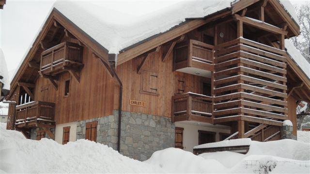 Vacances au ski Chalet Marie