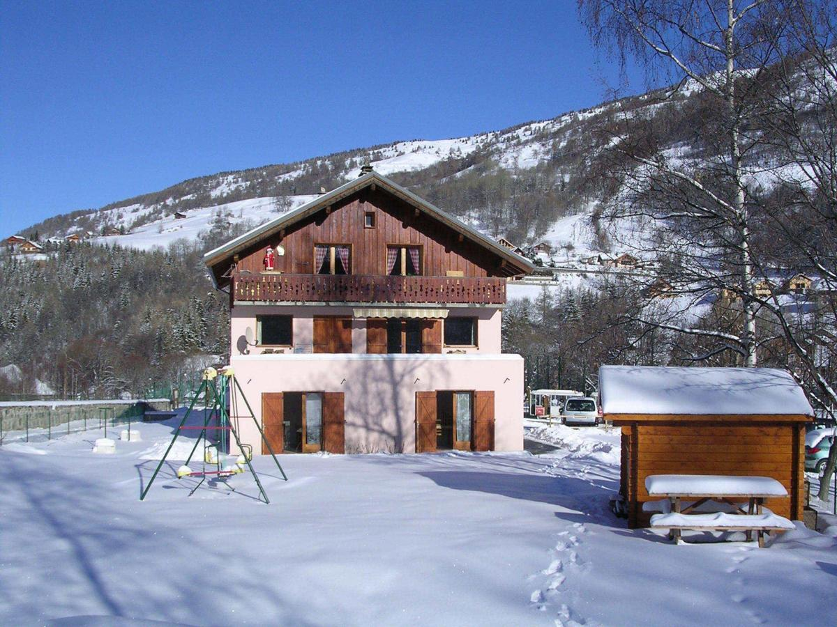 Chalet St Rozaire