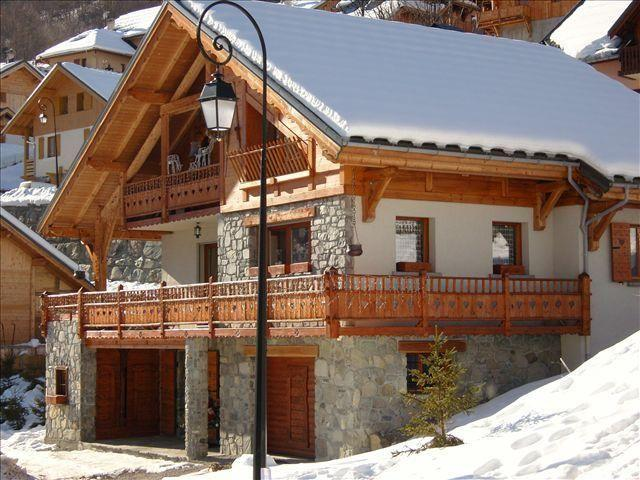 Location au ski Chalet Valcoeur - Valloire