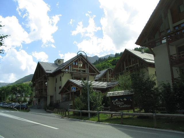 Location au ski Chalets Du Galibier - Valloire
