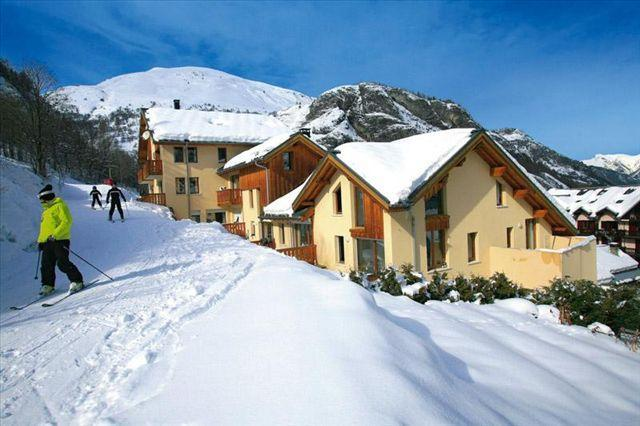 Ski en avril La Residence Les Roches Fleuries