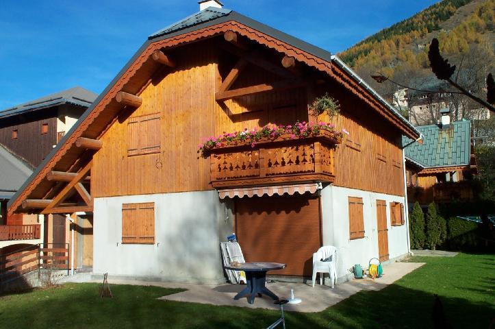 Location au ski Le Chalet Antares - Valloire
