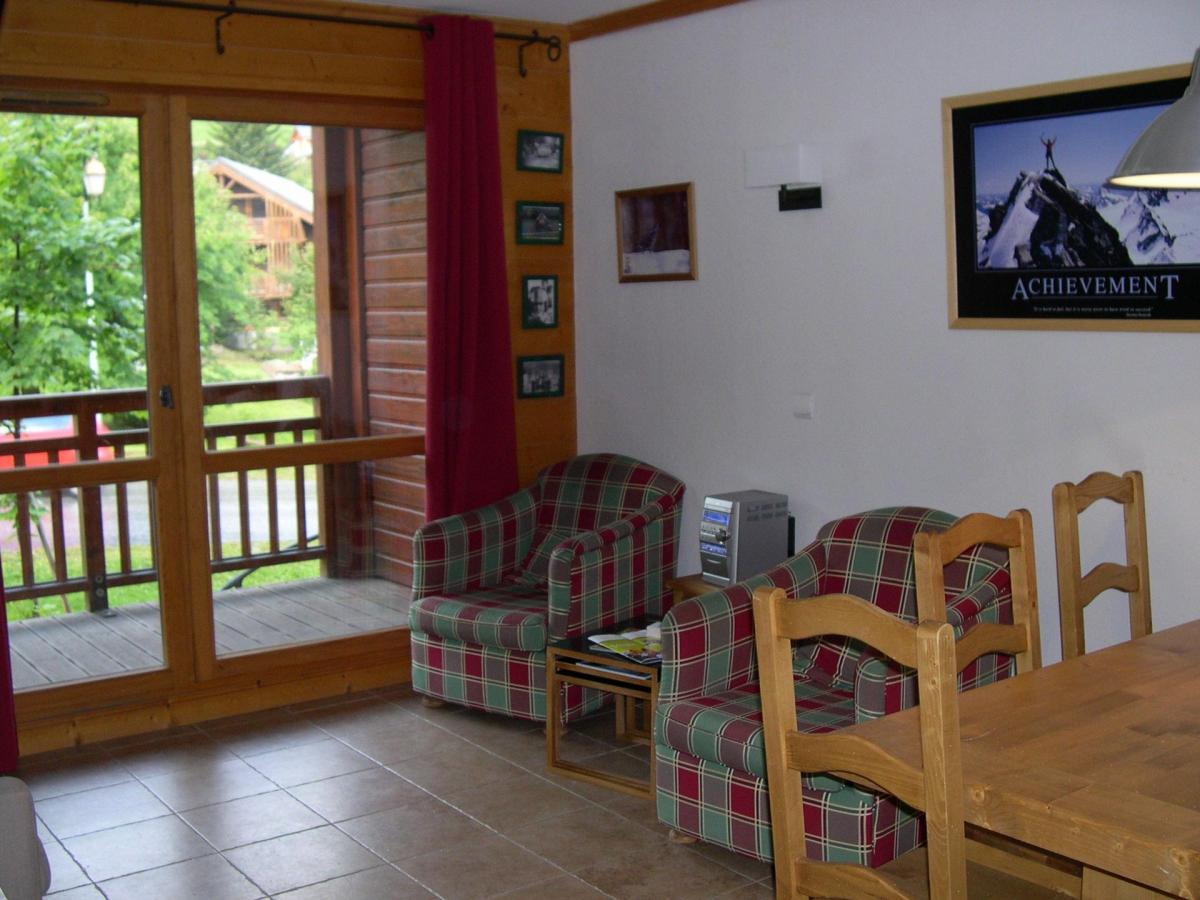 Location au ski Appartement 3 pièces 4 personnes (103) - Les Chalets Grand Vy - Valloire