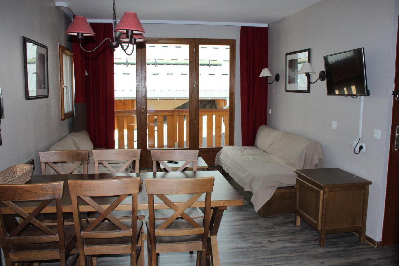 Location au ski Appartement 3 pièces 6 personnes (31) - Les Chalets Valoria - Valloire