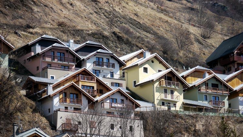 Location au ski Appartement 2 pièces cabine 4 personnes (A221) - Les Fermes De L'archaz - Valloire