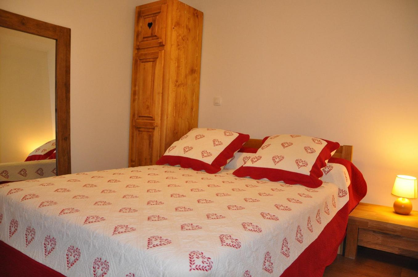 Location au ski Appartement 3 pièces 6 personnes (B111) - Les Fermes De L'archaz - Valloire - Lit double