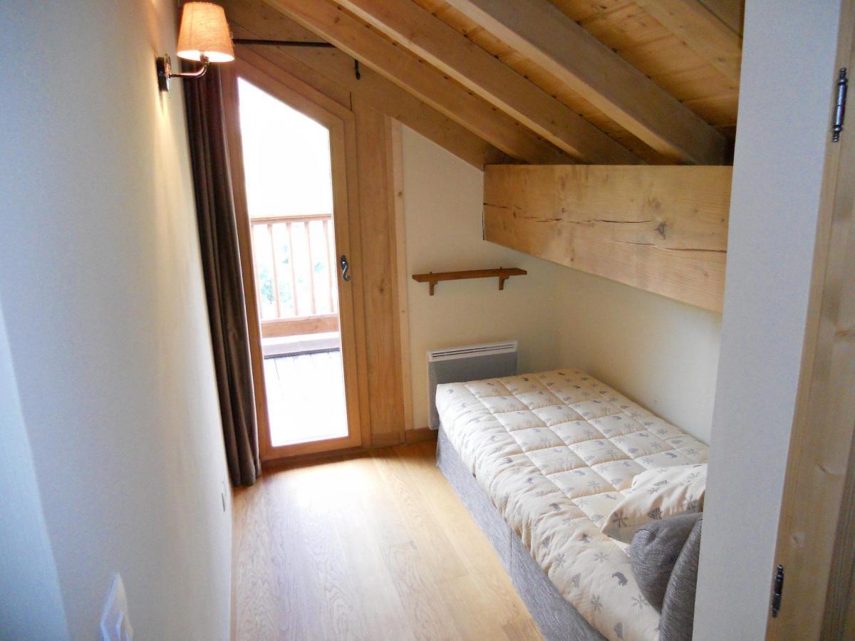 Location au ski Appartement duplex 4 pièces cabine 8 personnes (B201) - Les Fermes De L'archaz - Valloire - Couchage