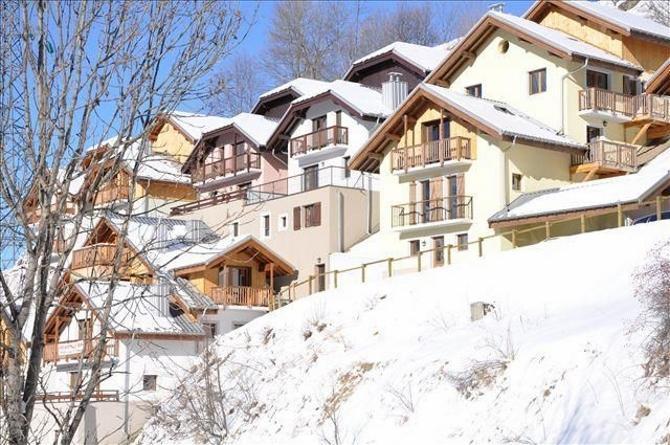 Résidence au ski Les Fermes De L'archaz