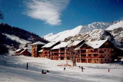 Location au ski Studio coin montagne 4 personnes (90) - Residence Betelgeuse - Valloire