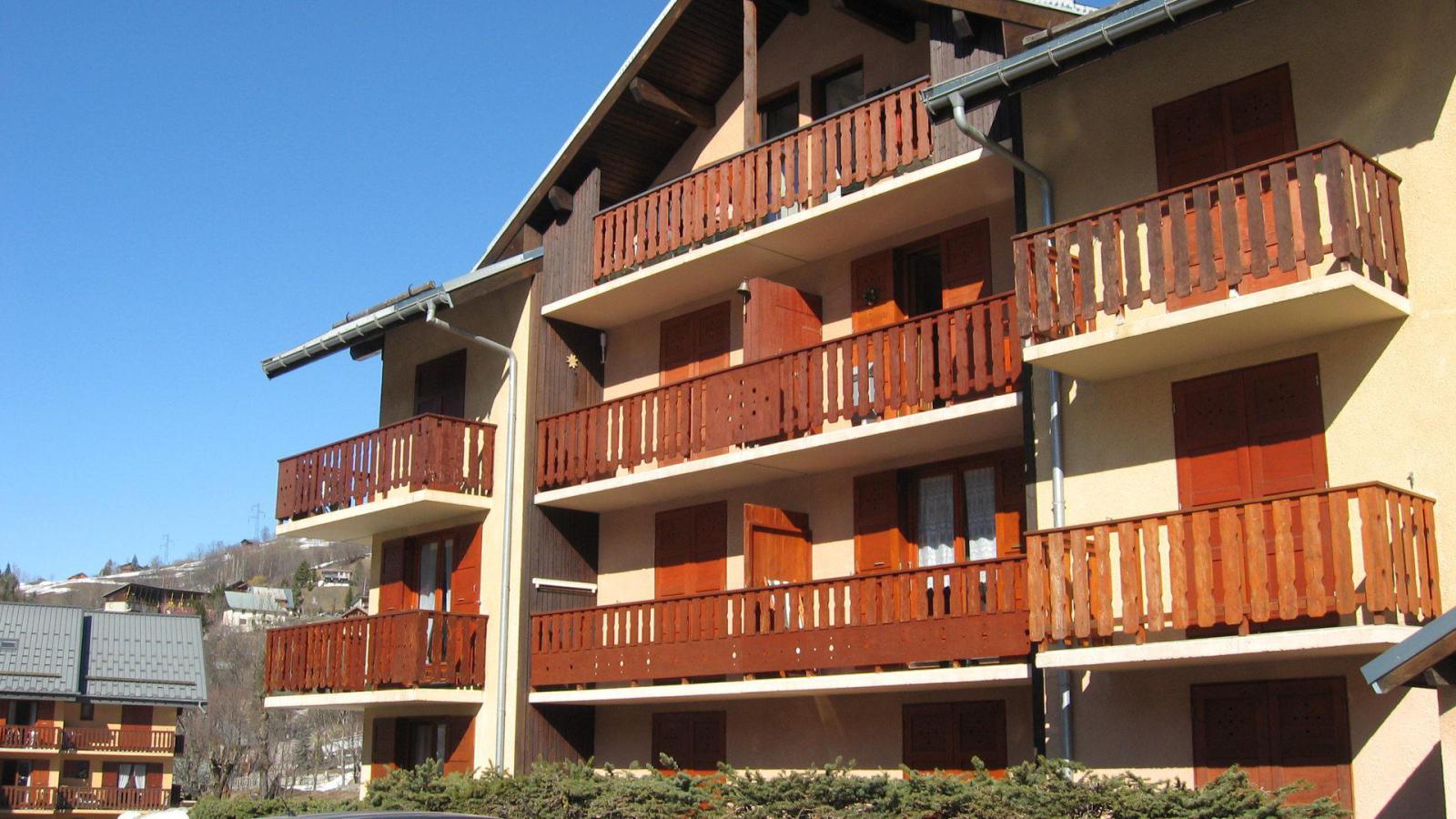 Location au ski Studio cabine 4 personnes (58) - Residence Betelgeuse - Valloire