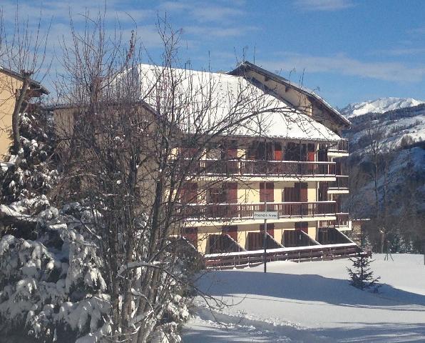 Ski en avril Residence L'adret