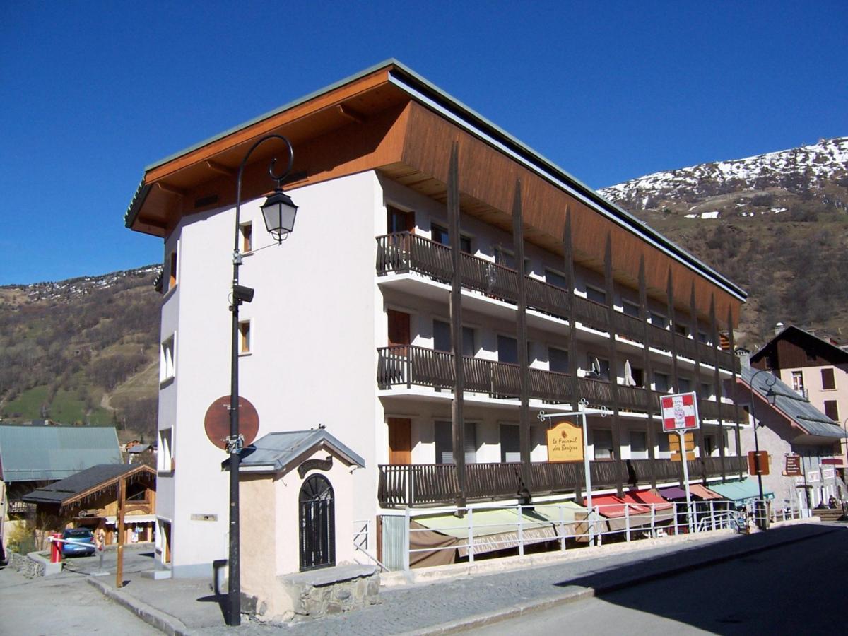 Location au ski Residence Le Caribou - Valloire