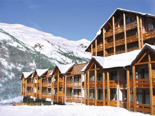 Location studio au ski Residence Le Hameau De Valloire