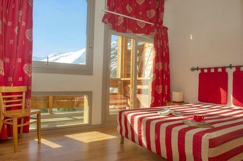 Location au ski Residence Le Hameau De Valloire - Valloire - Chambre