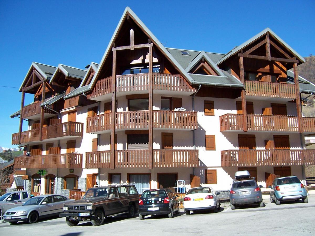 Location au ski Residence Le Z'esherrion - Valloire