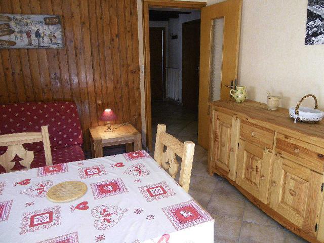 Location au ski Logement 3 pièces 6 personnes (CHARDOA3) - Residence Les Chardonnets - Valloire