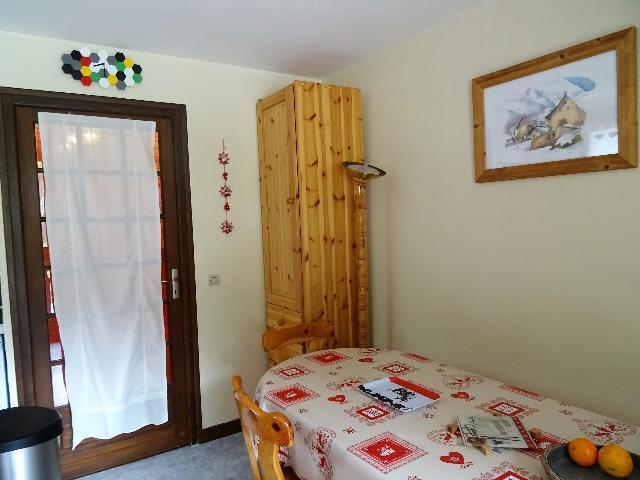 Location au ski Studio coin montagne 4 personnes (116) - Residence Les Cretes - Valloire