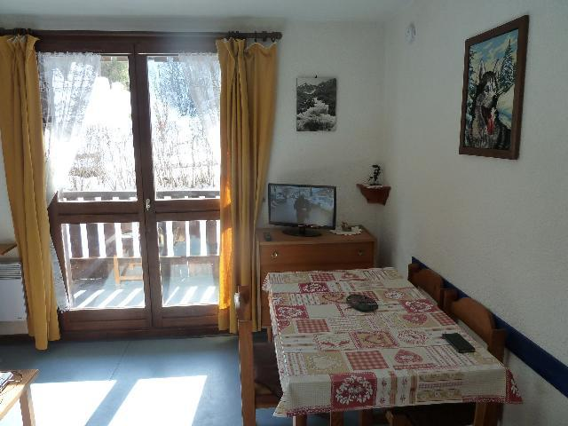 Location au ski Studio cabine 4 personnes (103) - Residence Les Cretes - Valloire